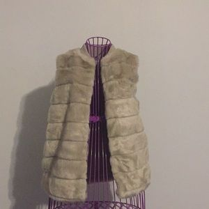 A New Day Faux Fur Vest